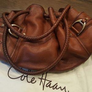 Cole Haan Saddle Denney Bag